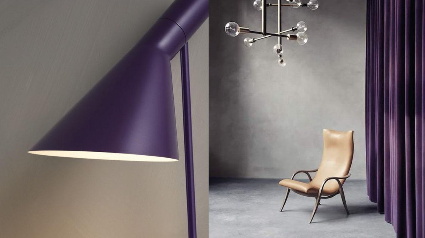 Ultra Violet: Die Farbe des Jahres 2018