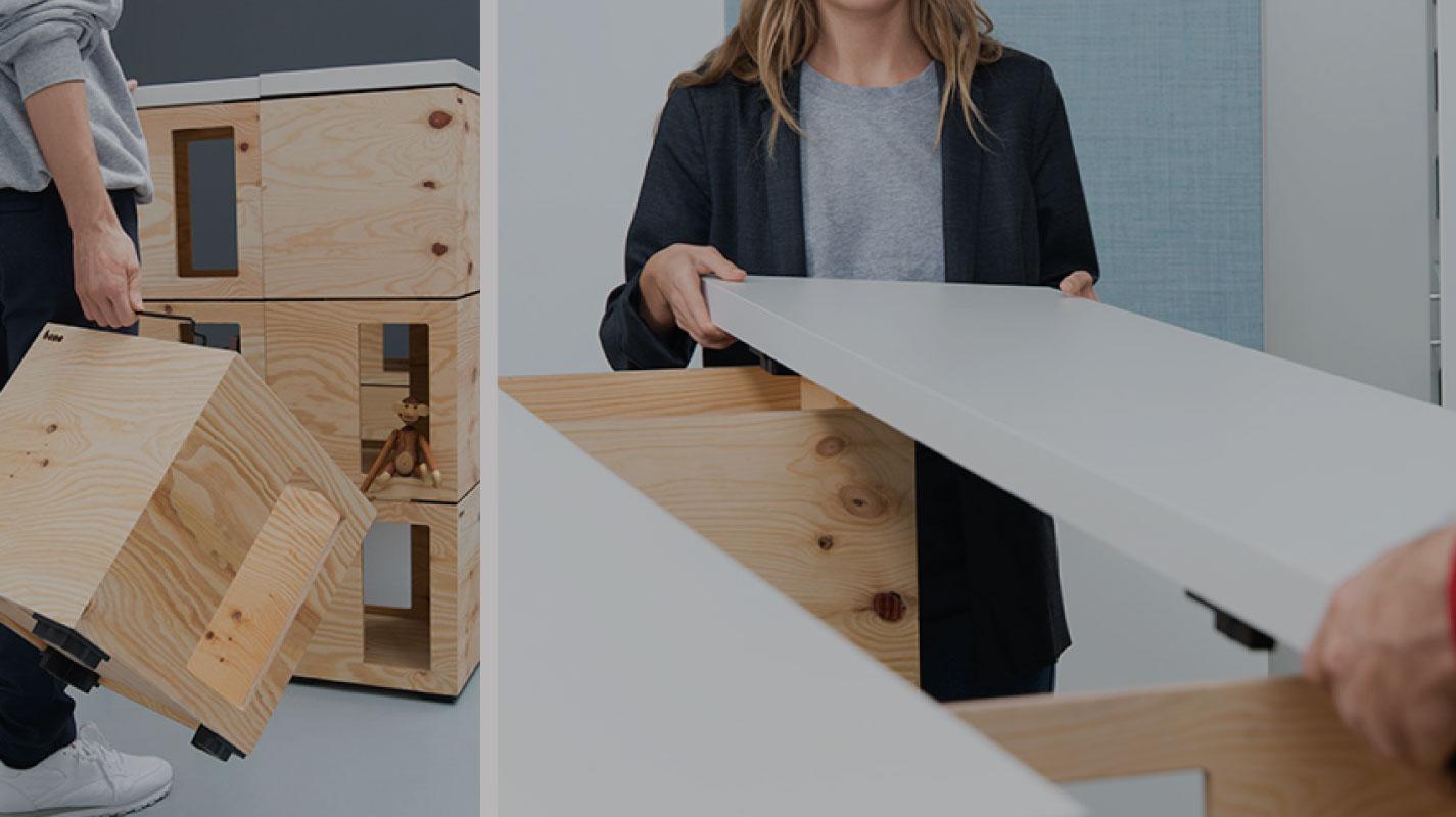 Sostenibilità: un requisito anche per i mobili dell'ufficio